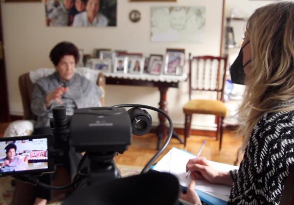 Fundación PEM y UNATE rescatan y preservan las historias de vida de las personas mayores con el proyecto Legado Cantabria